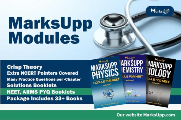 MarksUpp Distance Learning Package with Online Test Series cover