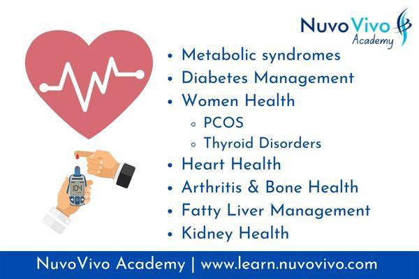 NuvoVivo Level - 3 (Specialist) cover