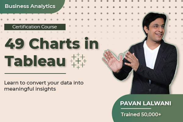 49 Charts In Tableau cover