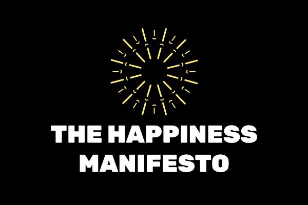 Happiness Manifesto cover