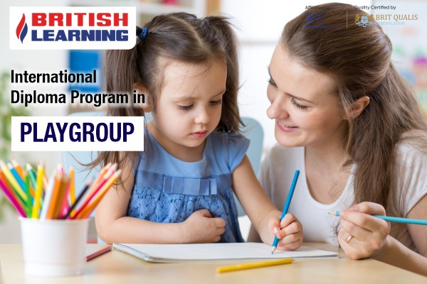 Mothers As Teachers - Playschool International Diploma Program cover