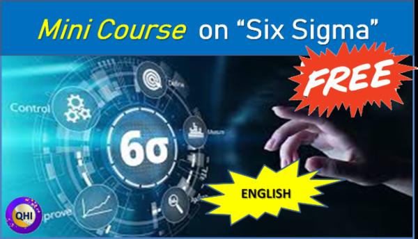Mini Course - Six Sigma Awareness (English) cover
