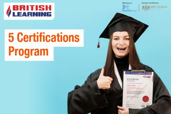 5 Certification Program cover