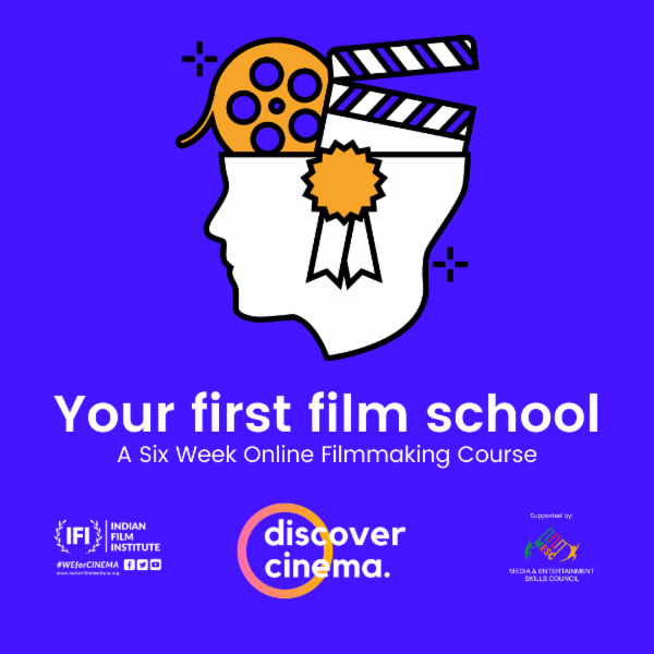 Discover Cinema - June 21' Batch cover