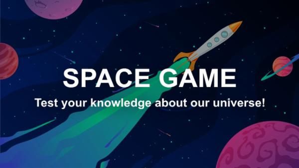 Space Game cover