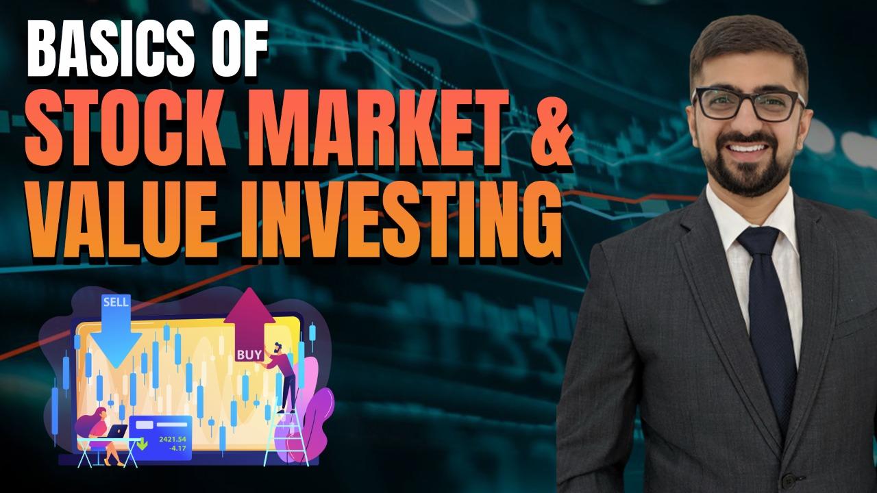 Basics of Stock Market & Value Investing cover