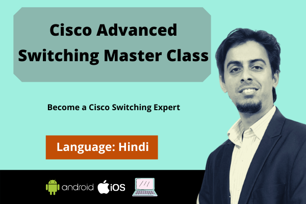 Cisco Advanced Switching Master Class cover