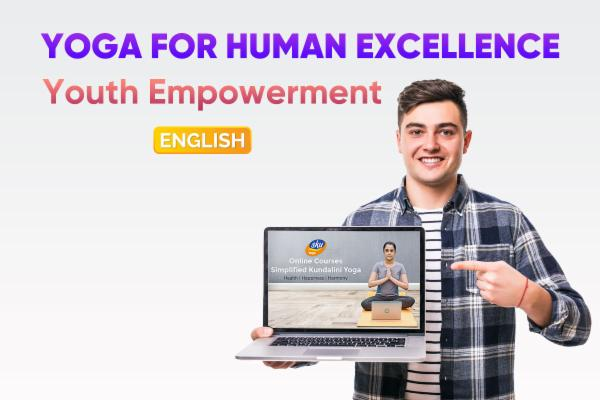 Yoga for Youth Empowerment (English)-Foundation cover