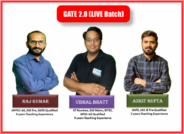 GATE 2.0 Civil Engineering cover