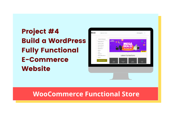 Build a Complete E-Commerce Website with Payment Gateway Integration cover