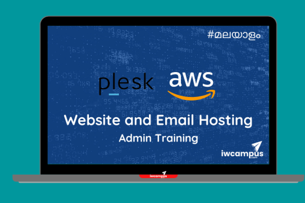 Web and Email Hosting Training cover
