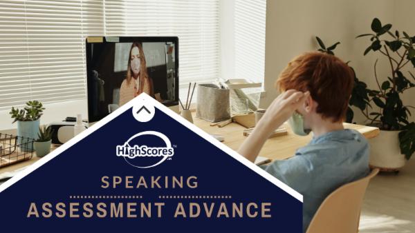 IELTS Speaking Advance cover