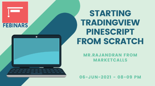Starting Tradingview Pinescript from Scratch cover