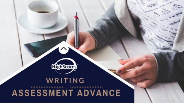 IELTS Writing Advance cover