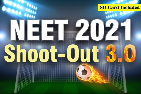 NEET 2021 Shoot-Out 3.0 cover