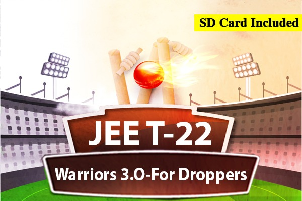JEE T-22 Warriors 3.0 - For Droppers cover