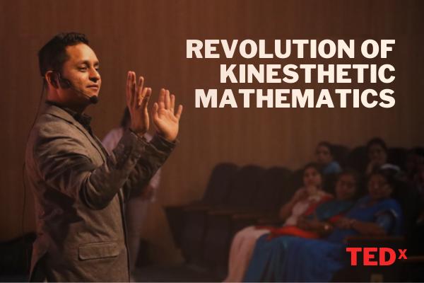 Revolution of Kinesthetic Mathematics cover