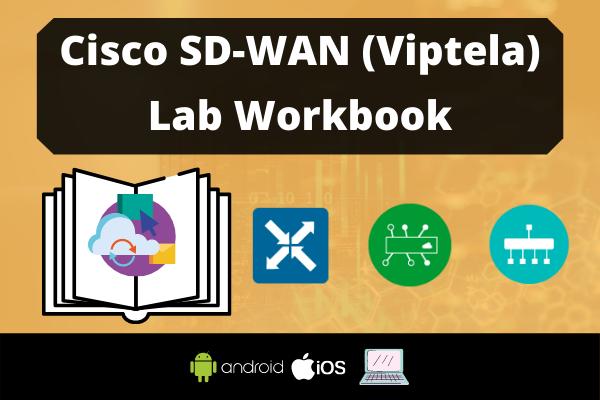 Cisco SD-WAN (Viptela) Lab Workbook cover