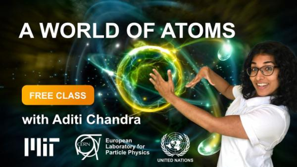 A World of Atoms cover
