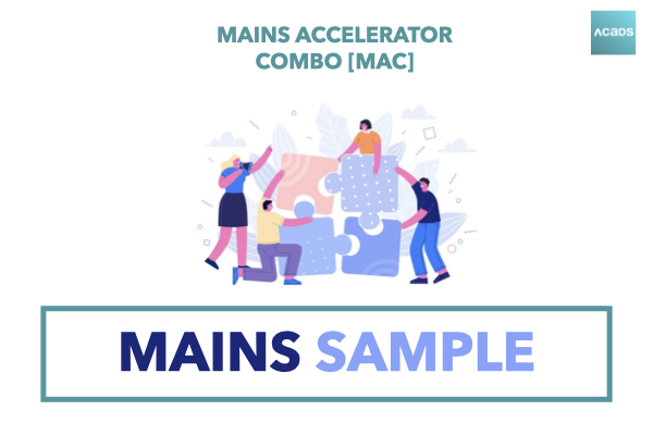 Mains Accelerator Combo [MAC] Sample Course cover
