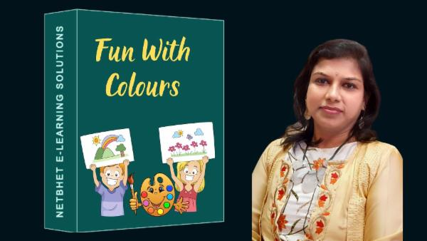 Fun With Colours cover