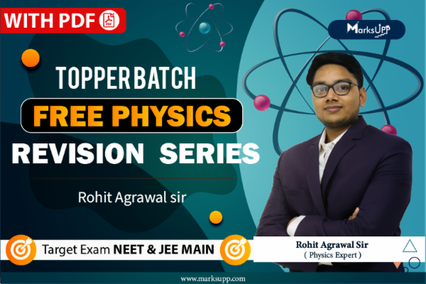 Topper Batch | Free physics revision Series | NEET | JEE Main cover