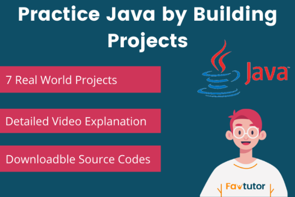 Java Projects for Beginners cover