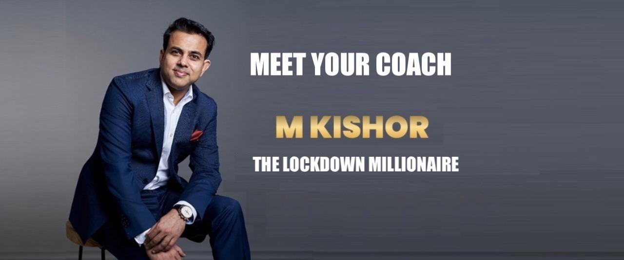 The Lockdown Millionaire Masterclass cover