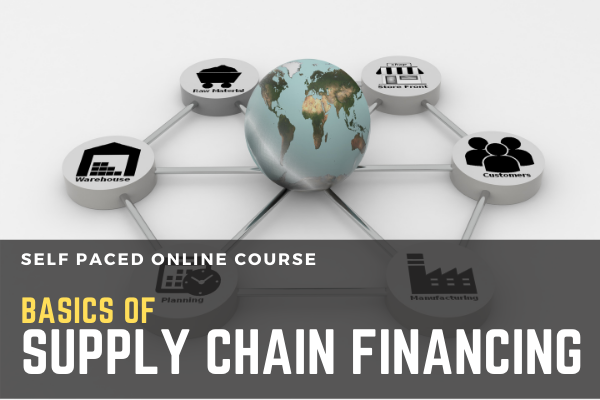 Basics of Supply Chain Financing - Crash Course cover