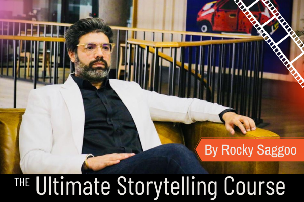The Ultimate Storytelling Course cover