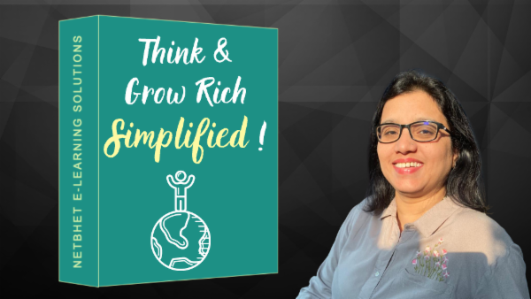 Think and Grow Rich Simplified ! cover