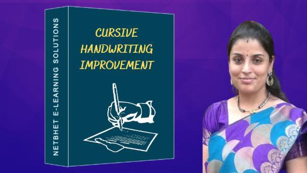 Cursive Handwriting Improvement cover