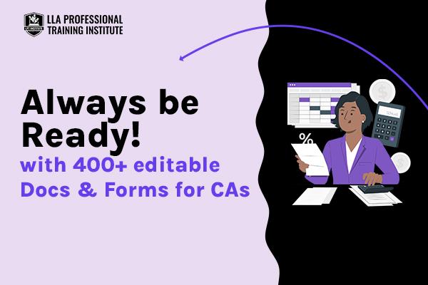 CA & Accounts Essentials cover