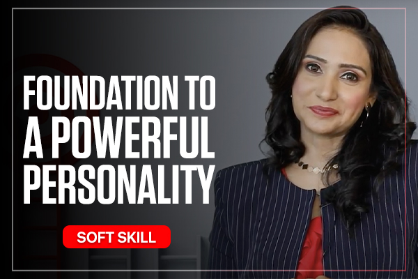 Foundation to a Powerful Personality cover