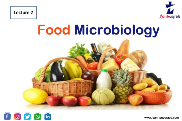 Free webinar- Food Microbiology cover