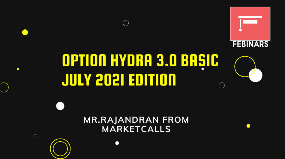 Option Hydra 3.0 Basic July 2021 Edition cover