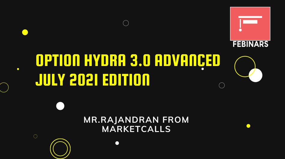 Option Hydra 3.0 Advanced - July 2021 Edition cover