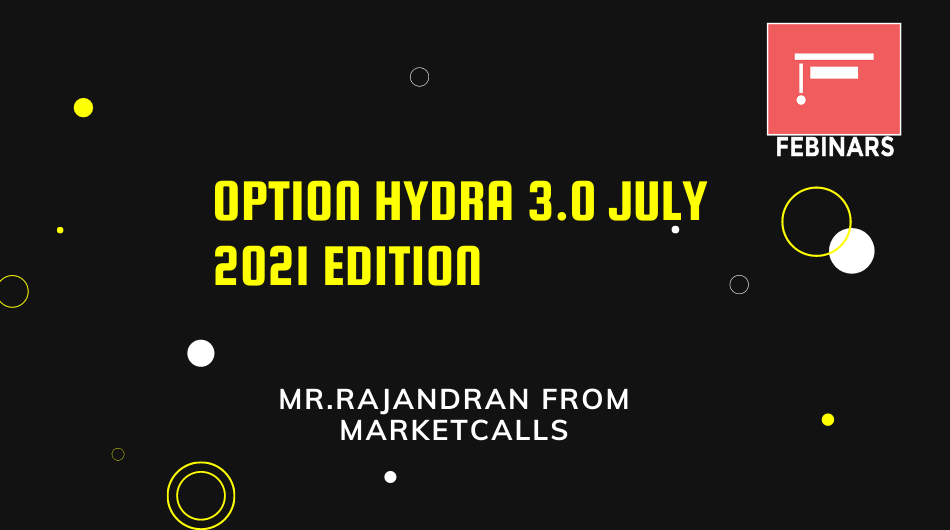 Option Hydra 3.0 July 2021 Edition cover