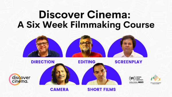 Discover Cinema - July 21' Batch cover
