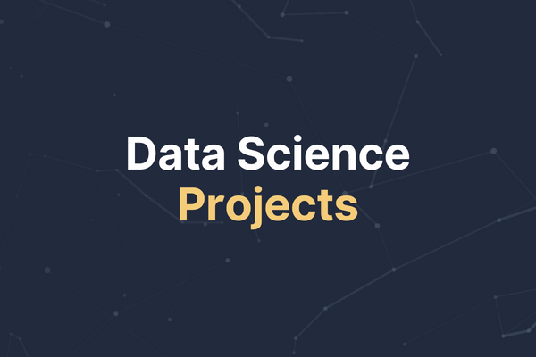 Data Science Projects cover