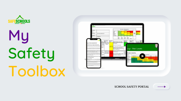My Safety Toolbox cover