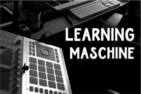 Learning Maschine cover