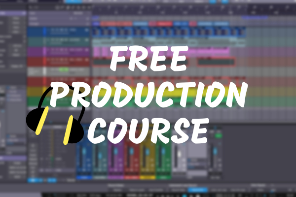 Free Production Course cover