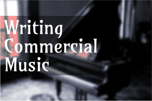 Writing Commercial Music cover
