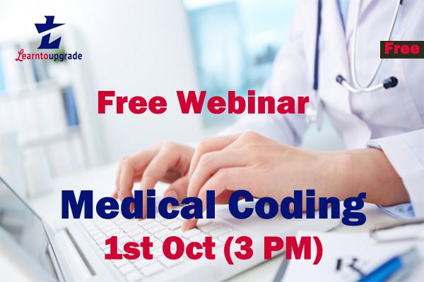 Medical Coding Webinar cover