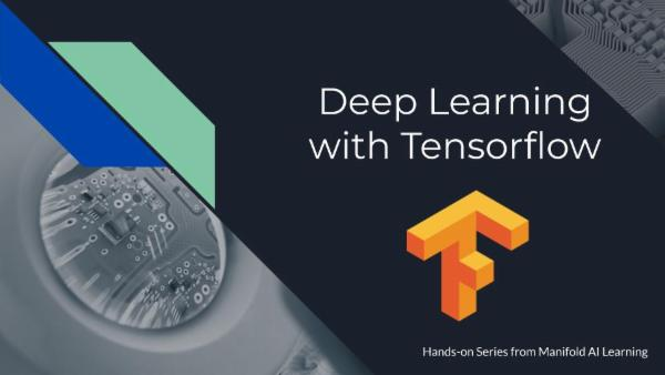 Deep Learning with Tensorflow 2.0 cover