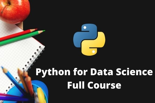 Python For Data Science - Machine learning - Deep Learning cover