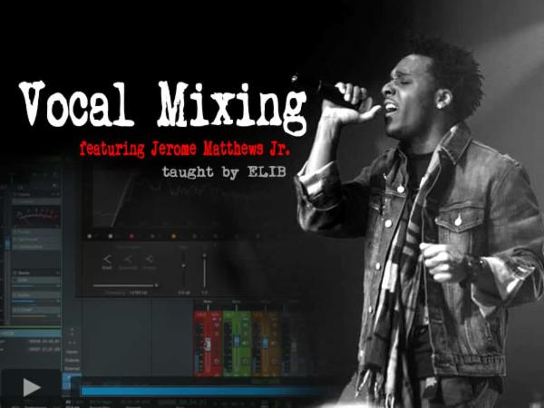 Vocal Mix cover