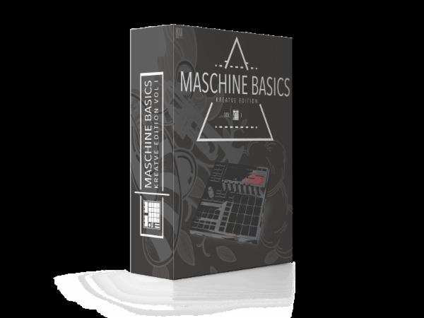 Maschine MK3 Basics cover