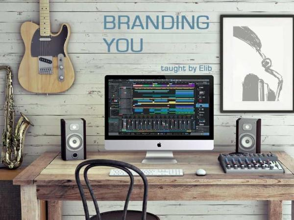 Branding Yourself - Get Noticed cover